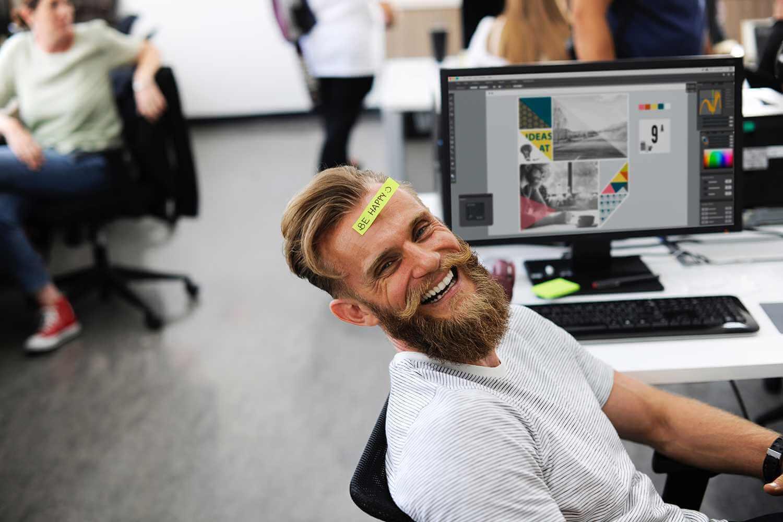 happy web developer sri lanka